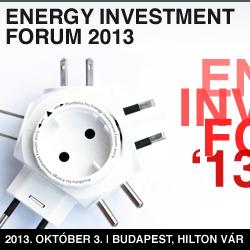 Portfolio.hu Energy Investment Forum 2013