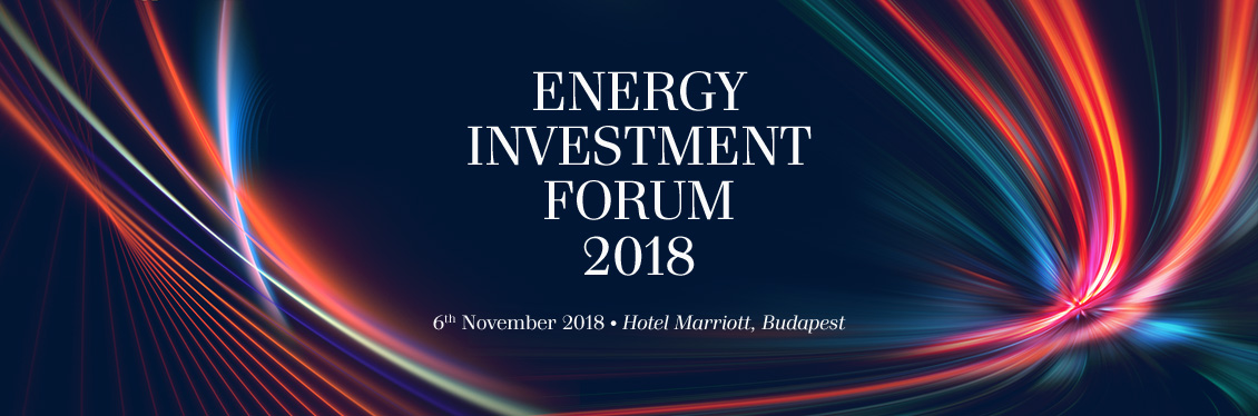 Energy Investment Forum 2018