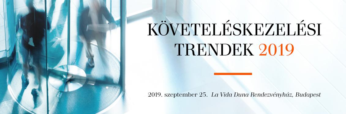 Követeléskezelési trendek 2019