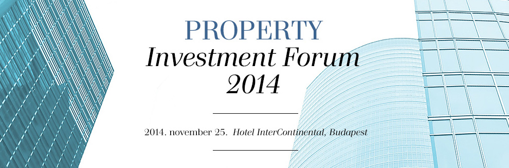 Property Investment Forum 2014