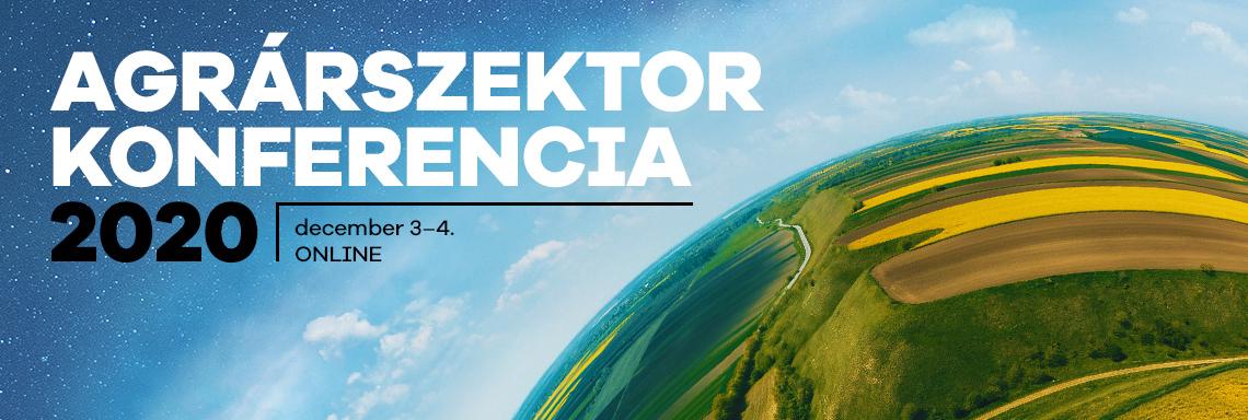 Agrárszektor Konferencia 2020