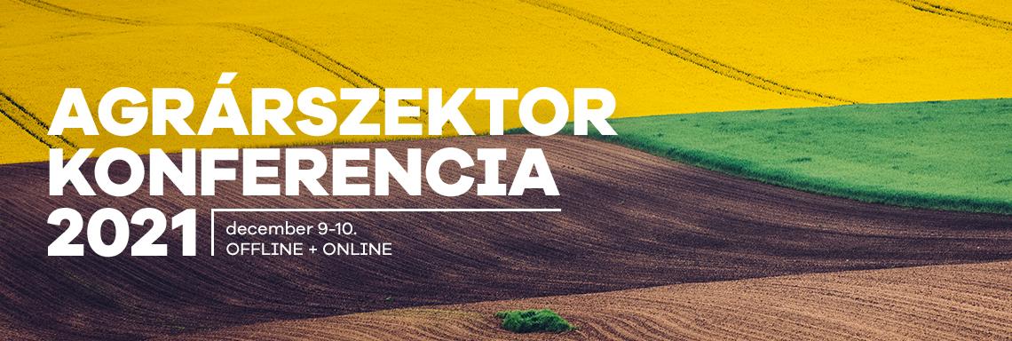Agrárszektor Konferencia 2021