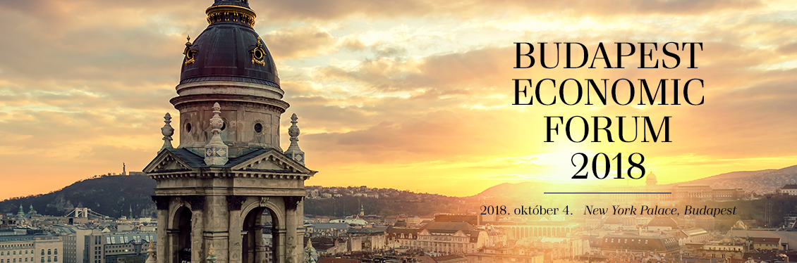 Budapest Economic Forum 2018