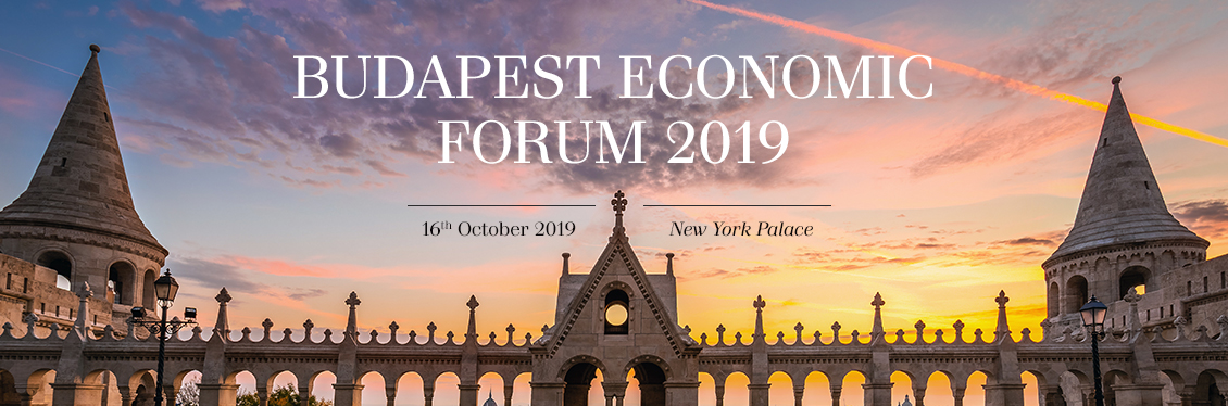 Budapest Economic Forum 2019