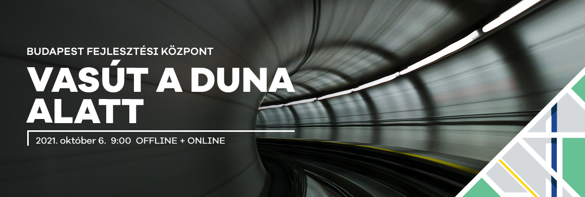 Vasút a Duna alatt