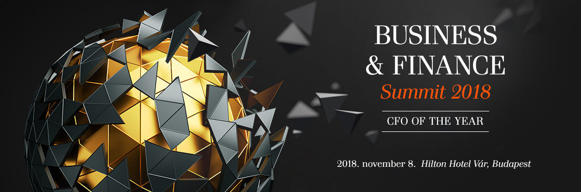 Business and Finance Summit 2018 – CFO of the year