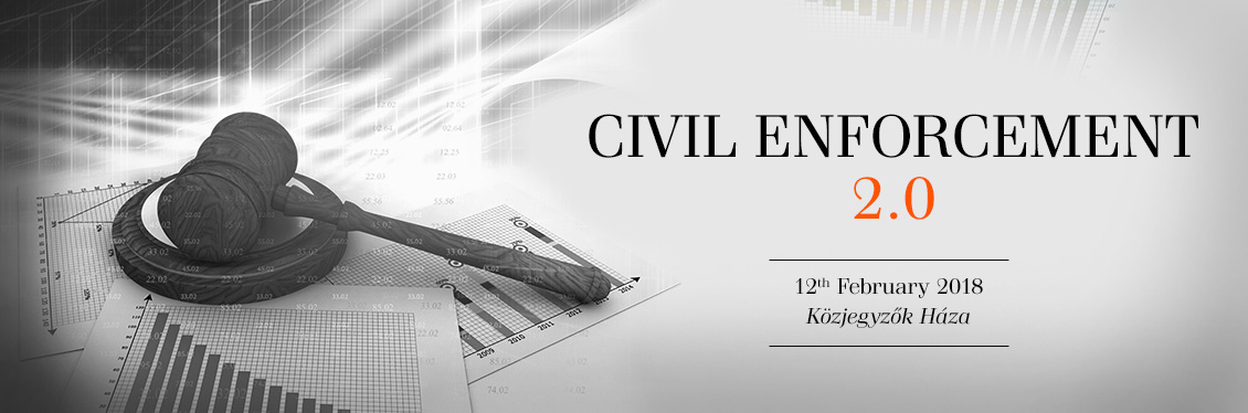 Portfolio - MOKK Seminar: Civil Enforcement 2.0