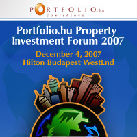 Portfolio.hu Property Investment Forum 2007