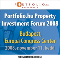 Portfolio.hu Property Investment Forum 2008