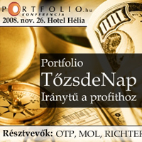 Portfolio.hu Tőzsdenap