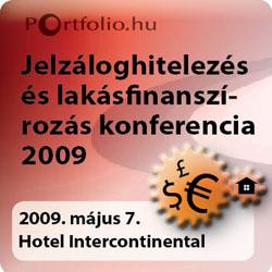 Portfolio.hu Jelzáloghitelezés és Lakásfinanszírozás Magyarországon 2009