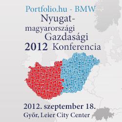 Portfolio.hu - BMW Nyugat-Magyarországi Gazdasági Konferencia 2012