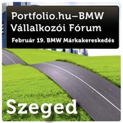 Portfolio.hu - BMW Vállalkozói Fórum Szeged