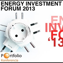 Portfolio.hu Energy Investment Forum 2013