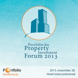 Portfolio.hu Property Investment Forum 2013