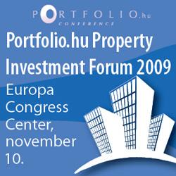 Portfolio.hu Property Investment Forum 2009