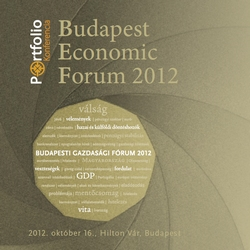 Budapest Economic Forum 2012 - Debt Crisis and Growth
