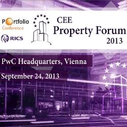 CEE Property Forum 2013 - Vienna, Austria