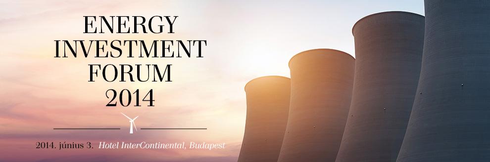 Portfolio Energy Investment Forum 2014