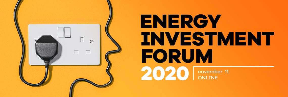 Energy Investment Forum 2020