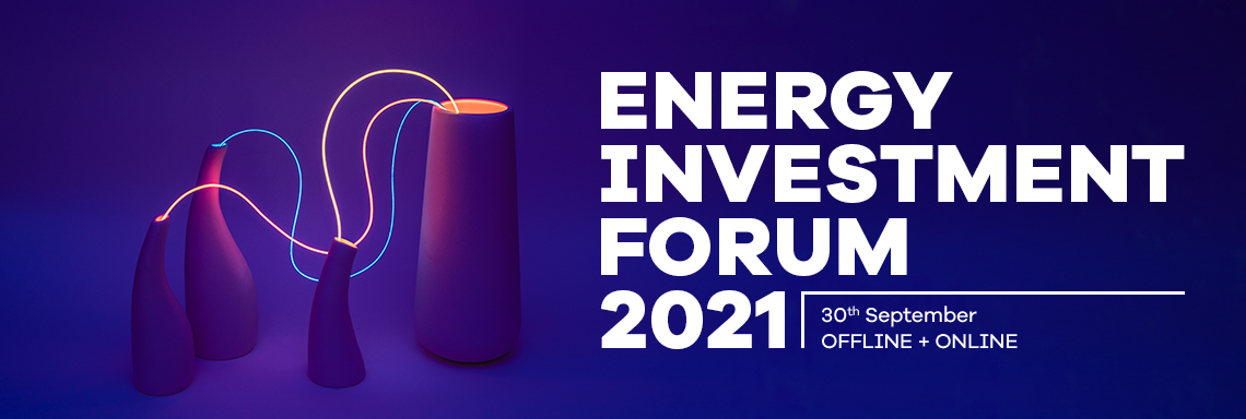 Energy Investment Forum 2021 - Powered by MEKH