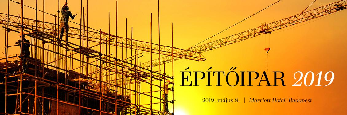 Építőipar 2019