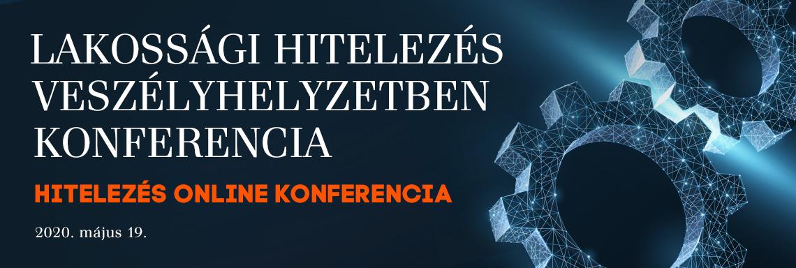Hitelezés 2020: Lakossági hitelezés veszélyhelyzetben konferencia