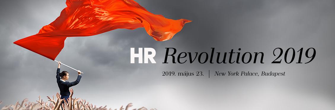 Portfolio HR Revolution 2019