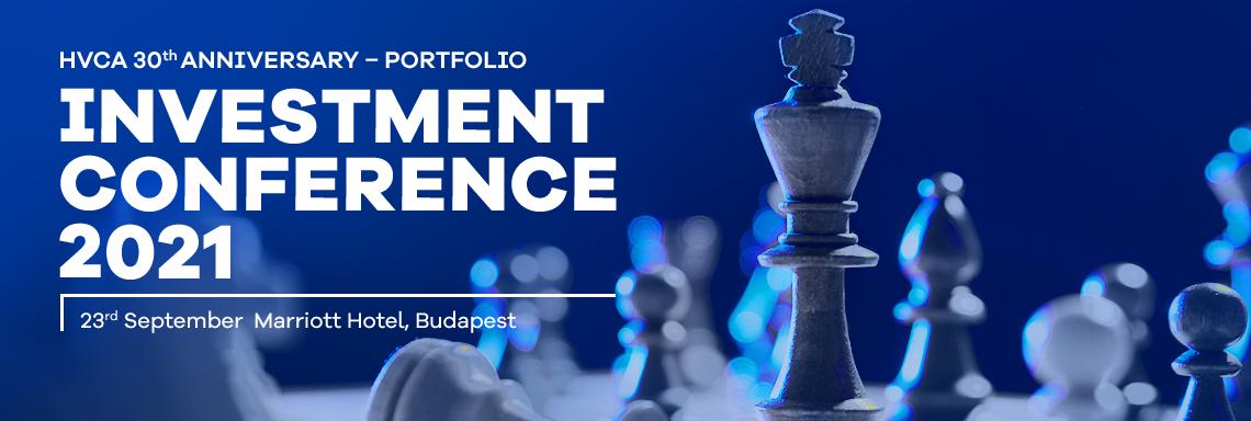 HVCA 30th Anniversary - Portfolio Investment Conference 2021