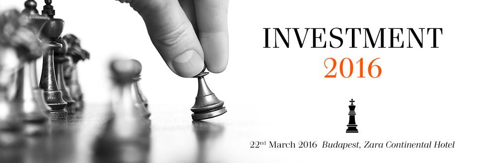 Investment 2016