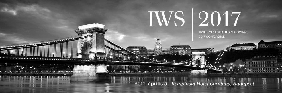 Investment, Wealth and Savings (IWS) 2017 conference