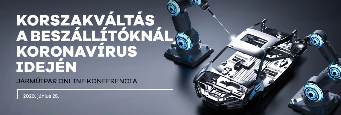 Járműipar: Korszakváltás a beszállítóknál koronavírus idején