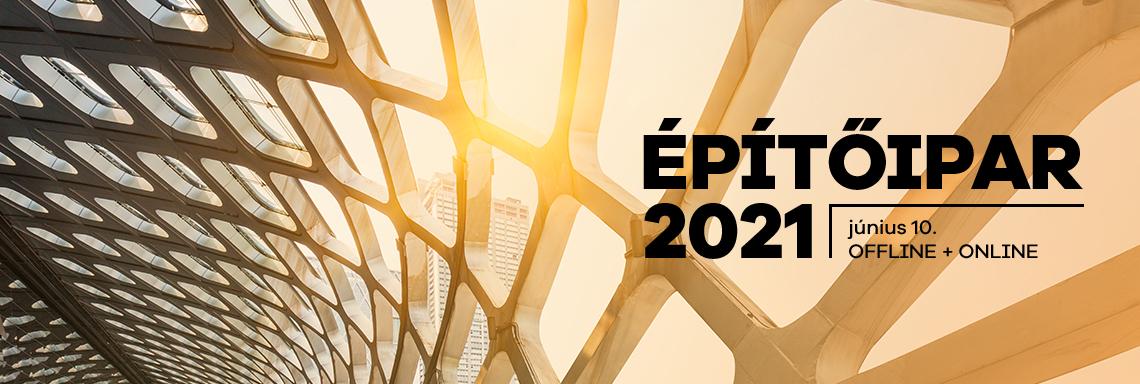 Építőipar 2021