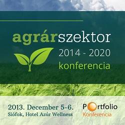 Portfolio.hu Agrárszektor 2014-2020 Konferencia