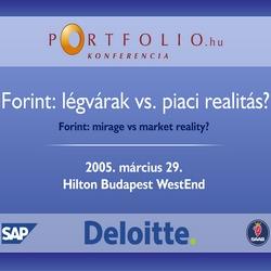 Forint: Légvárak vs. piaci realitás?