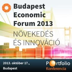 Budapest Economic Forum 2013