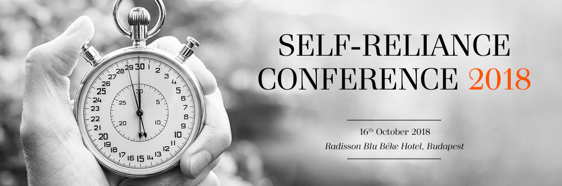 Self-Reliance 2018 Conference