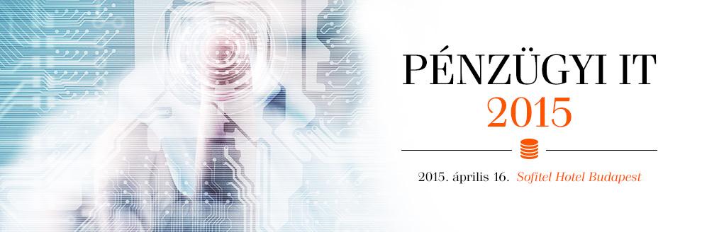 Pénzügyi IT 2015