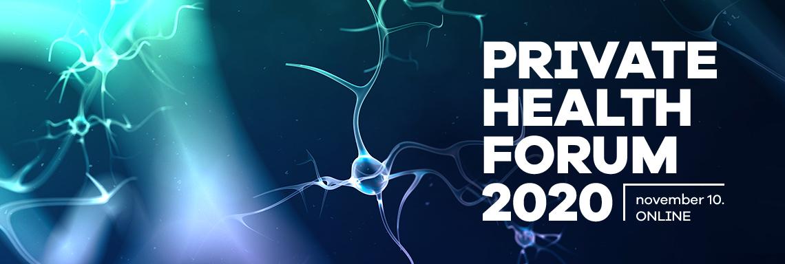 Portfolio Private Health Forum 2020