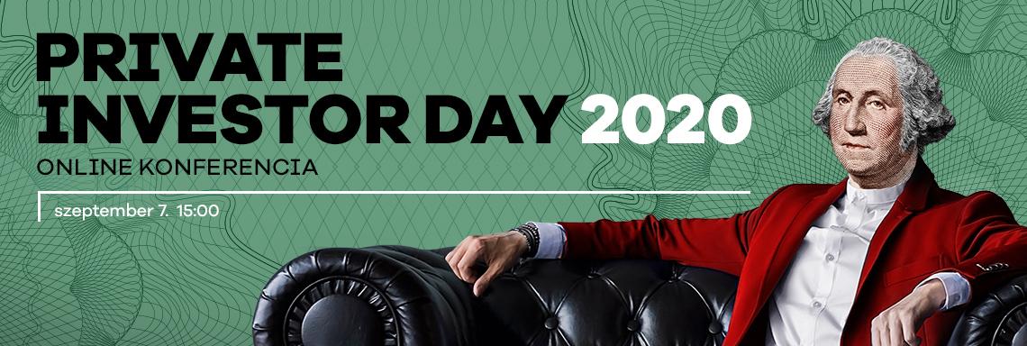 Private Investor Day 2020