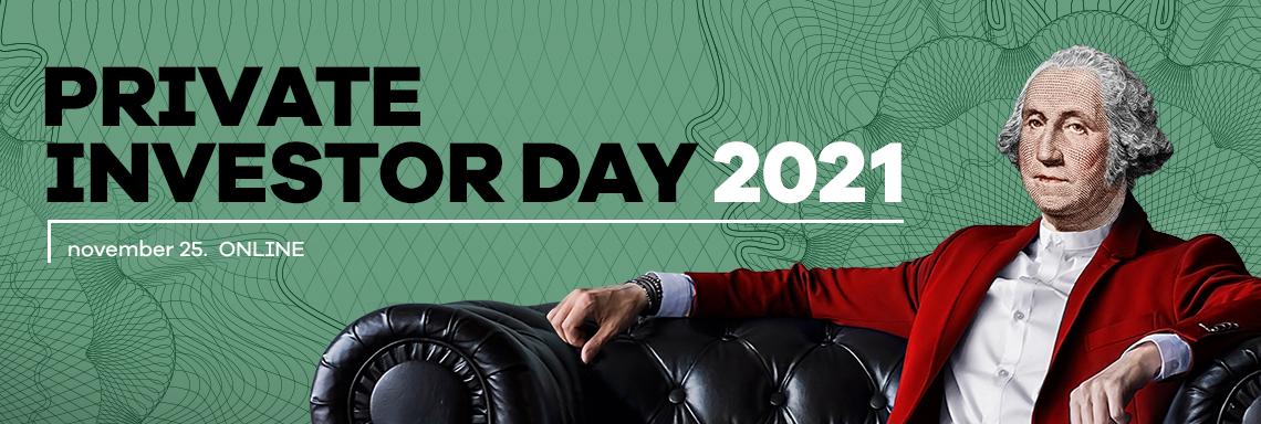 Private Investor Day 2021