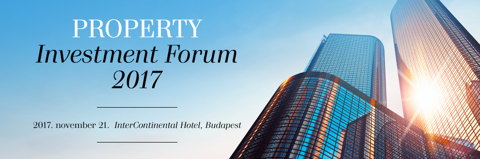 Property Investment Forum 2017