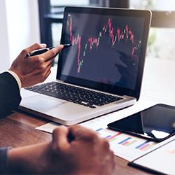Kereskedési és befektetési ötletbörze, piaci elemzés – Online előadás