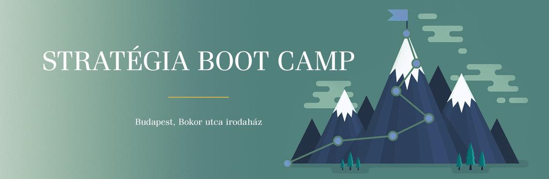 Stratégia bootcamp