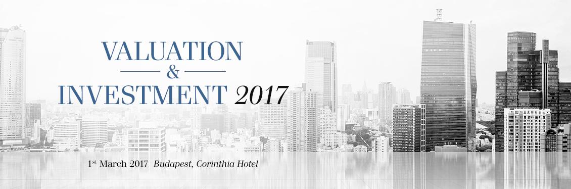 Portfolio - RICS Valuation and Investment 2017