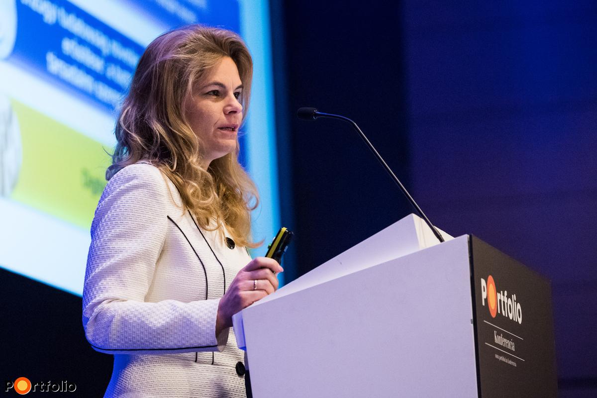 Pandurics Anett (Posta Biztosító, elnök-vezérigazgató, MABISZ, elnök): A magyar biztosítási piac helyzete