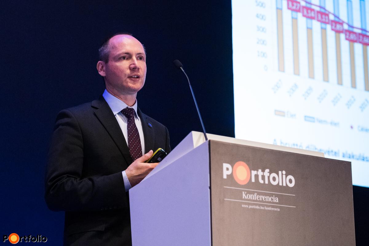 Dr. Szebelédi Ferenc (főosztályvezető, Magyar Nemzeti Bank): Biztosításpiaci aktualitások felügyeleti nézőpontból