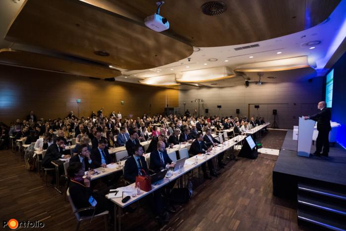 Több mint 250 fő a Portfolio Biztosítás 2019 konferencián (2019. március 5., New York Palace Budapest)