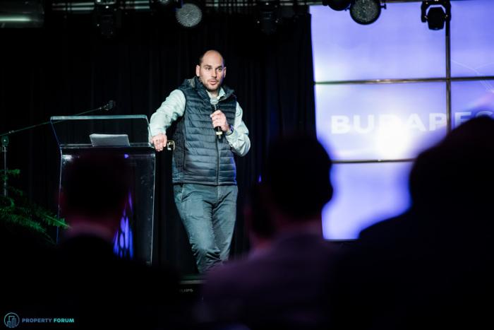 Start-up pitches: Ákos Tajta (Invesol Hungary)