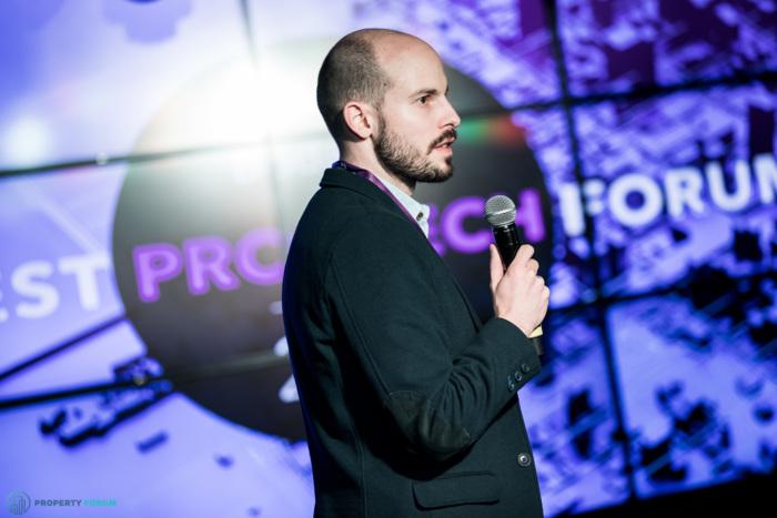 Start-up pitches: Péter Gál (Event Intelligence)